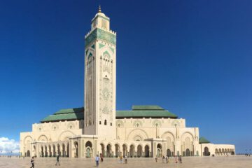 King Hassan 2 Mosque